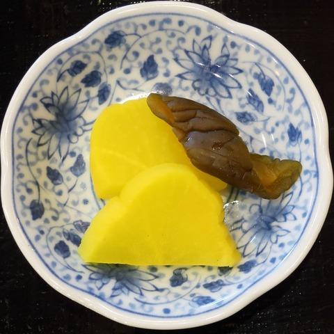 漬物(檸檬)