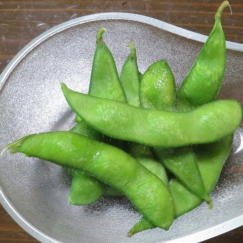 枝豆(たから荘)