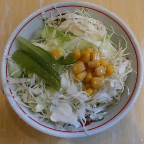 サラダ(モカ)