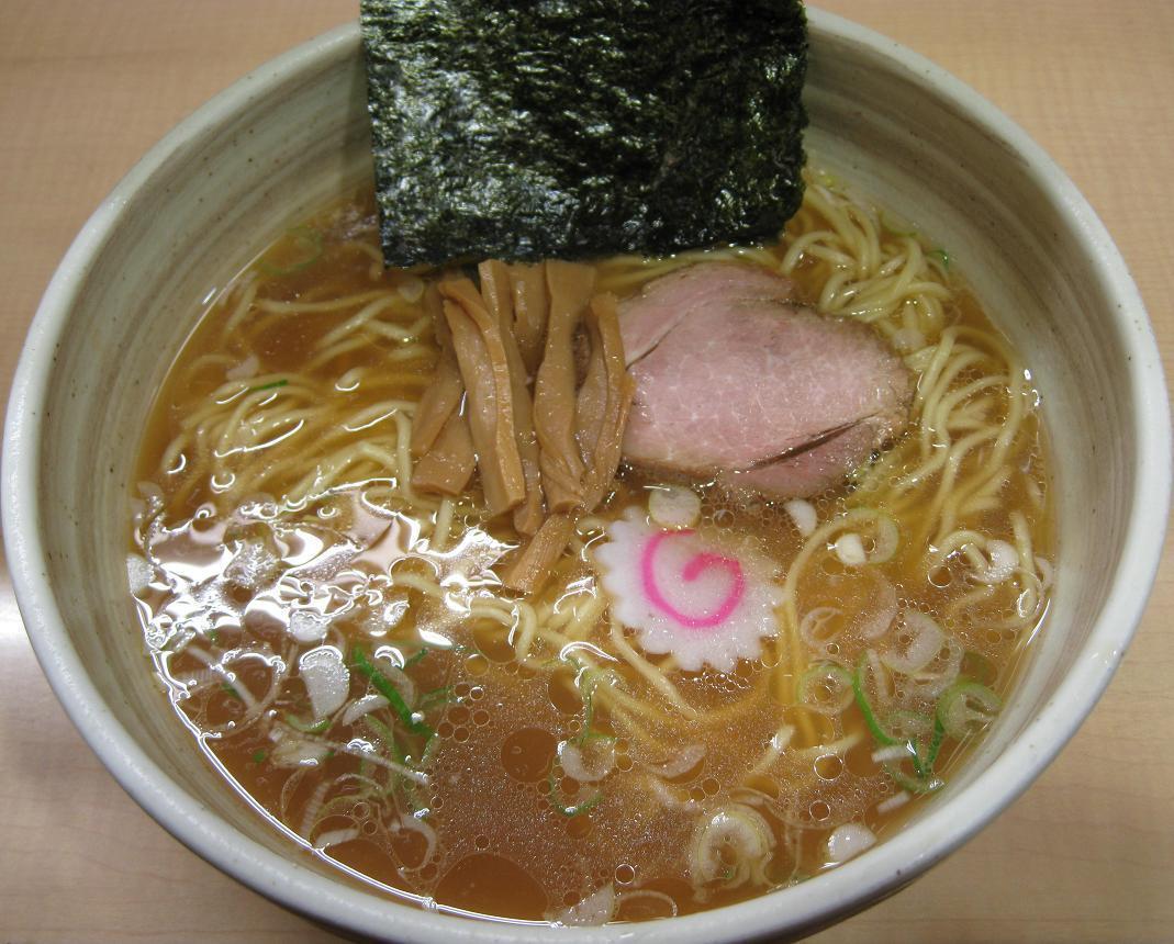 らーめん(細麺)