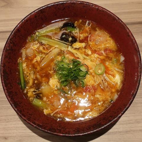酸辣スープうどん(びんむぎ)950