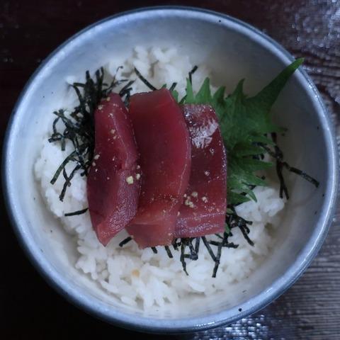 ミニ東丼(たまの里)340