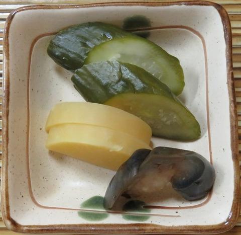 漬物(京屋)