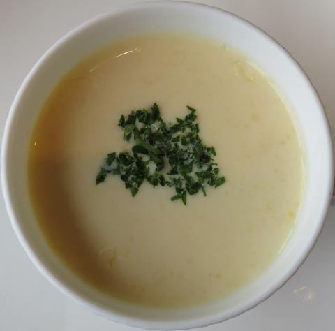 コーンスープ(イル ポネンティーノ ピアッツァ)