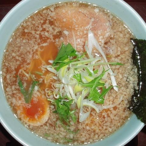 V薫ラーメン鯵味(麺屋V薫)