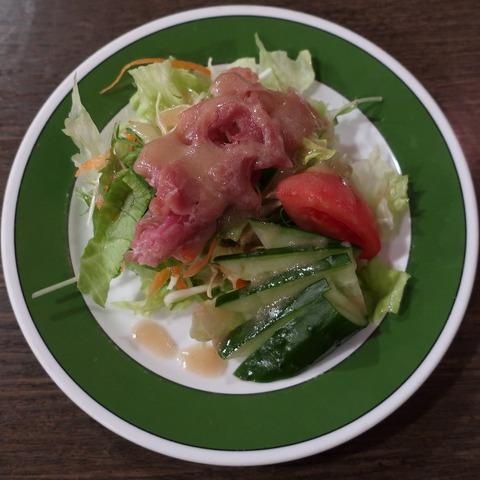 サラダ(いなつき)