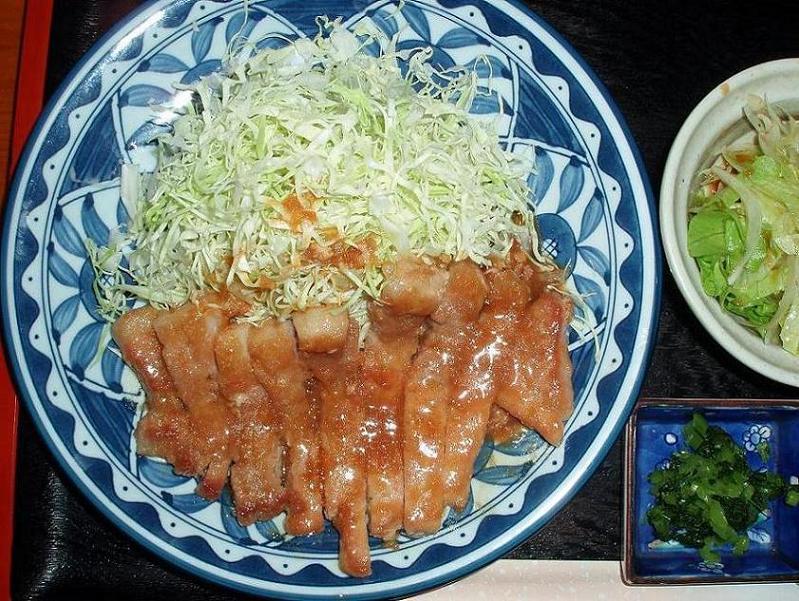 上生姜焼き