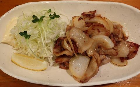 豚肉生姜焼(高砂)750