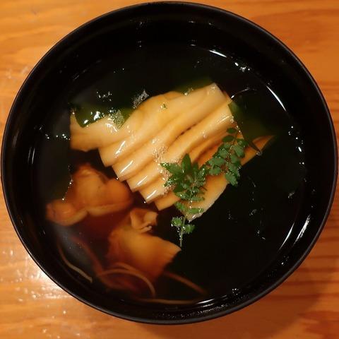 若竹蕎麦(田中屋)1850