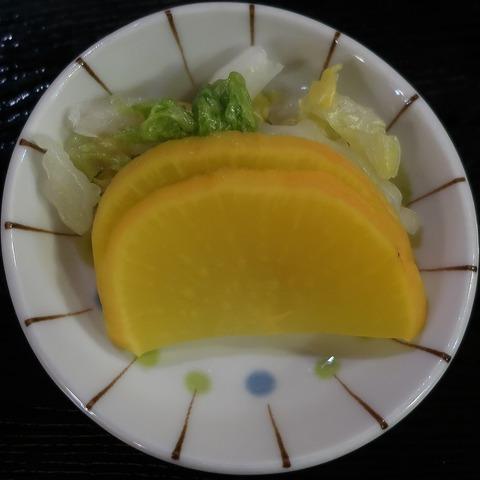 漬物(まるき)
