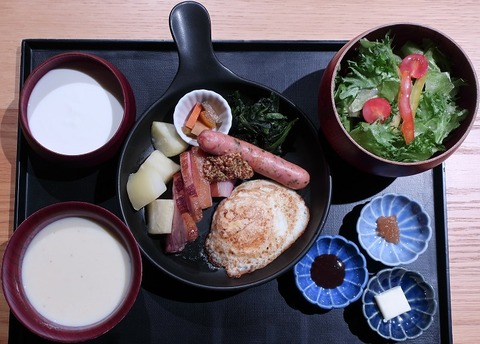 洋食(雨庵)