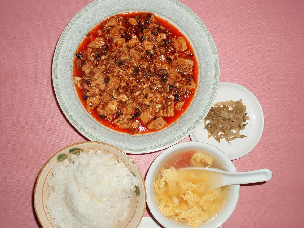 麻婆豆腐(ランチ)