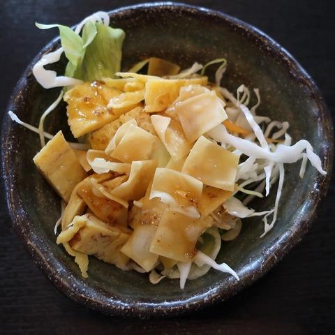 サラダ(繁寿司)
