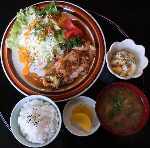 日替り定食(きたむら)700