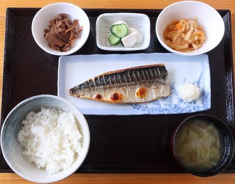 鯖定食(ppk70)800