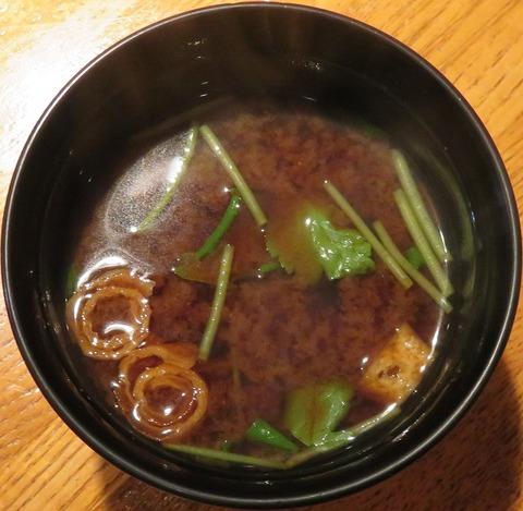 赤出汁(魚こばやし)