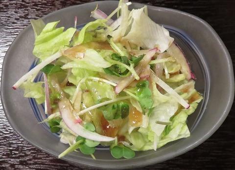 サラダ(くぼた)
