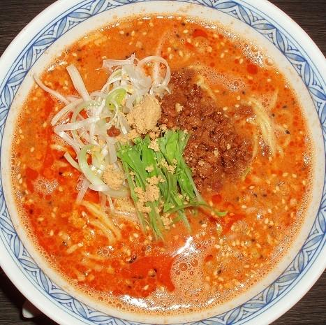 香氣紅坦々麺