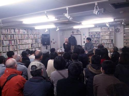 「世界一美しい本を作る男」公開記念トークイベント