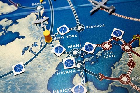 PanAm-Routes