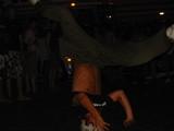 ハワイのストリートダンスに飛び込み参加