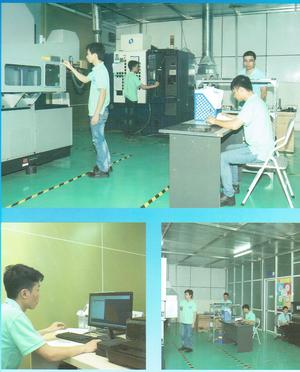 ベトナム工場写真