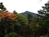 弥山から八経ヶ岳