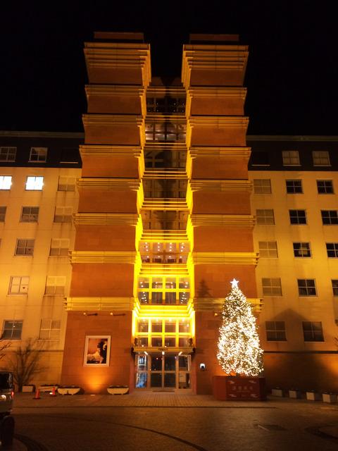 門司港ホテル外観