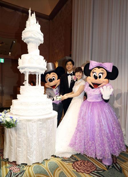 福原愛の結婚式