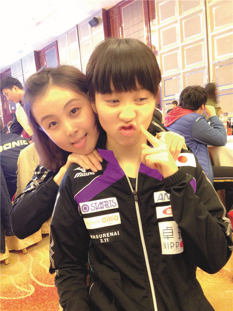 劉潔 Liu Jie2