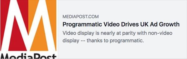 プログラマティックビデオ