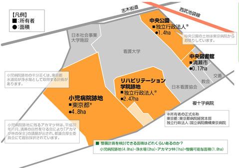 松山エリアマップ