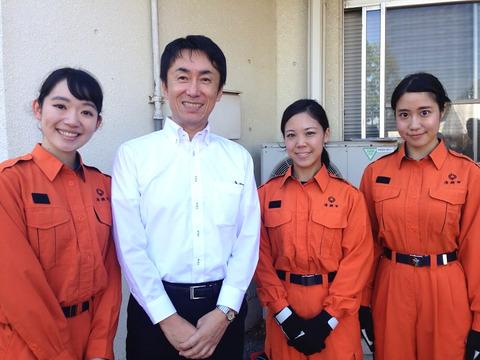自衛消防訓練審査会