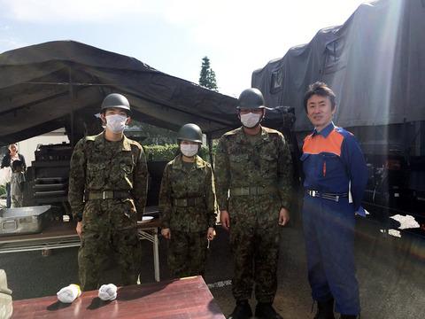 総合防災訓練2016