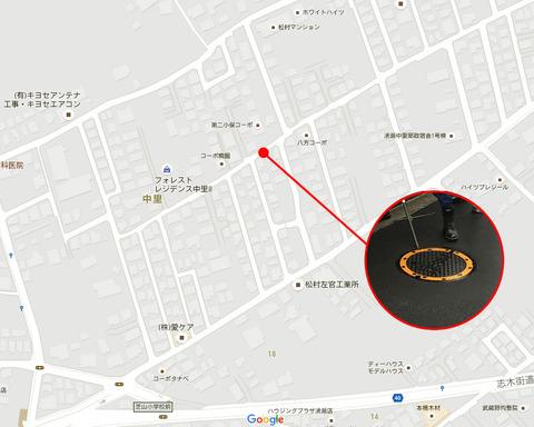 消火栓増設MAP