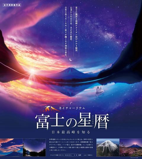 多摩六都科学館「富士の星屑」