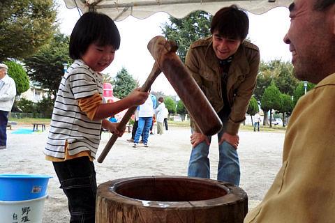 野塩団地文化祭