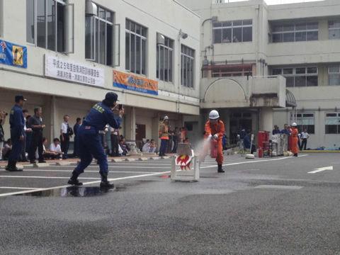自主消防審査会