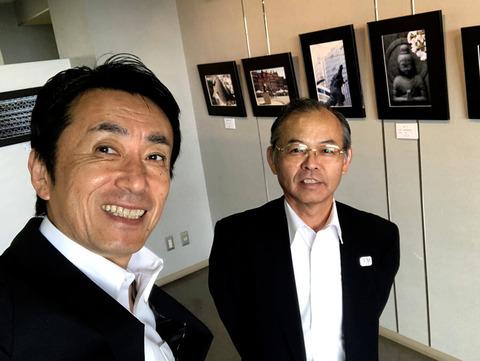 追悼・中澤副市長
