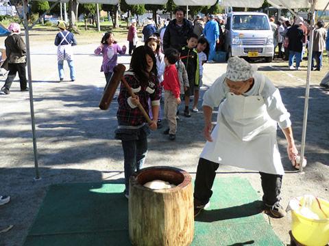 団地の文化祭