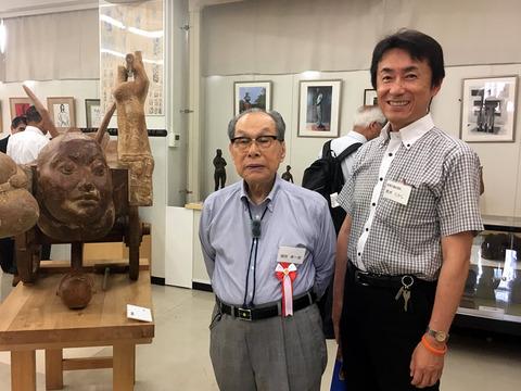 城田考一郎彫刻展