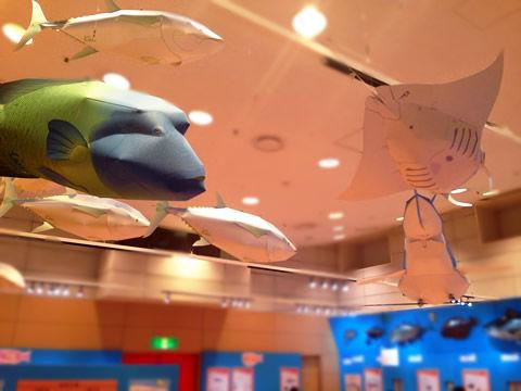 多摩六都科学館「魚ワールド」