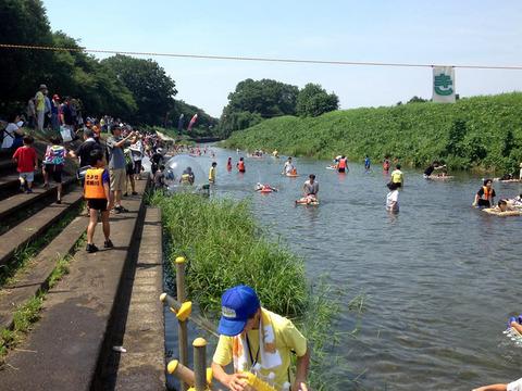 きよせの環境川まつり