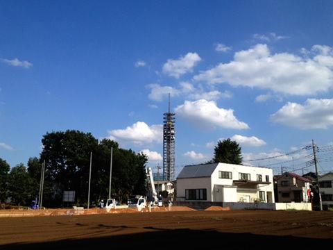 田無タワー全景