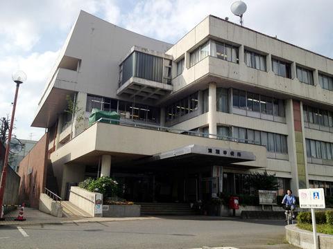 今の市庁舎