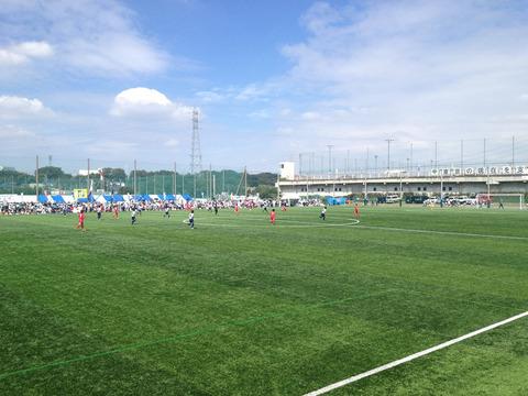 清瀬内山サッカー場