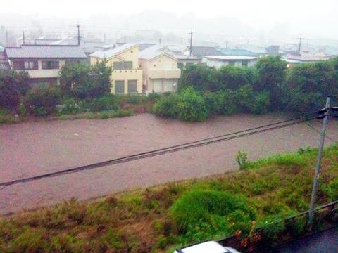 2010.7.5の豪雨