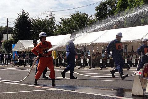 自営消防審査会