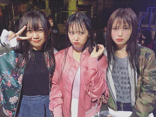 【動画あり】美少女たちが「びちょびちょになりましたとさ。」かっこ良すぎwww タコタ屋タコタ
