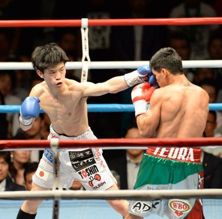 プロボクシング 田中恒成 日本最速の世界王者